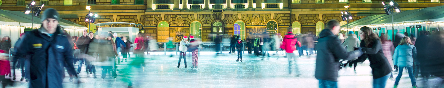 Winter warmer Christmas events