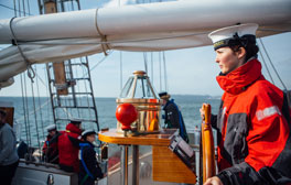 Navigating UK waters