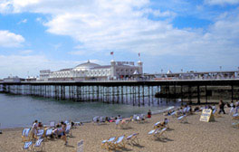 Enjoy a classic holiday by the seaside