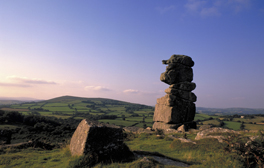 Image of Dartmoor scenery