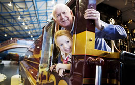 Visit the world's largest railway museum for free
