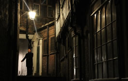 Follow the Original Ghost Walk in Europe's most haunted city