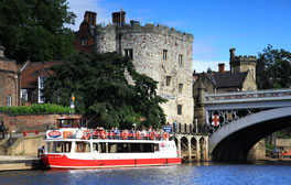 Take a cruise along the River Ouse