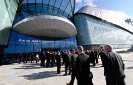 Konferenzen am Hafen im AAC Liverpool