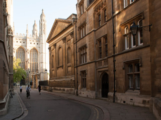 Cambridge Colleges.