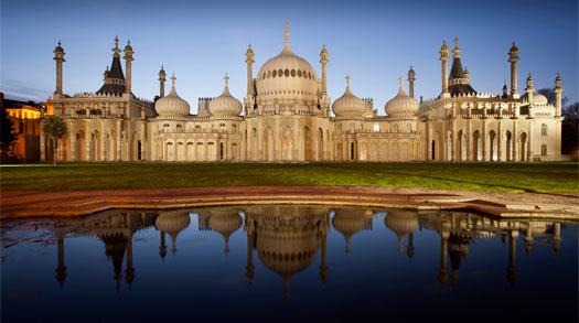 Royal Pavilion Logo The Royal Pavilion