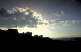 El Dartmoor de Ted Hughes