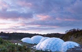 Explore England's Eden Project