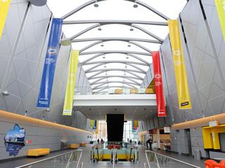 ACC Liverpool interior.