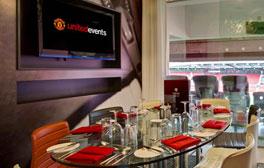 Cumpla sus objetivos en el estadio del Manchester United