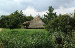 Bronze Age living at Flag Fen Archaeology Park