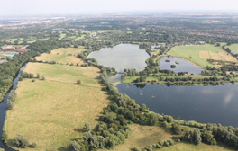 Explore Nene Park in the River Nene Valley
