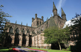 A thousand years of history at Chester Cathedral
