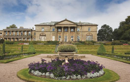 Go ghost hunting in the garden at Tatton Park