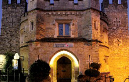 A literary delight in Buckingham Old Gaol