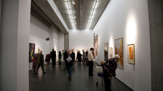 Contemporary art at Eastbourne's Towner Museum