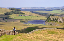 Enjoy an adventure holiday in Hadrian's Wall Country
