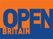 Open Britain Logo; Open Britain Logo