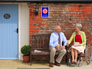 Accessible Accommodation; Copyright: Visit Britain Images