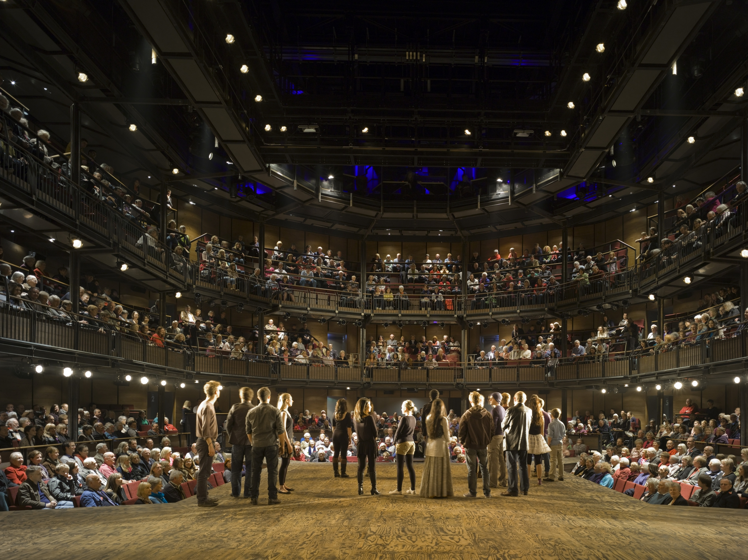 Shakespeare voted england s biggest claim to fame for The stratford