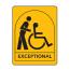 Access Exceptional Logos