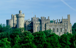 Übernachten Sie in Amberley Castle