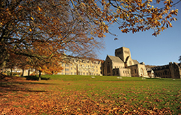 Roam amongst the apples at Ampleforth