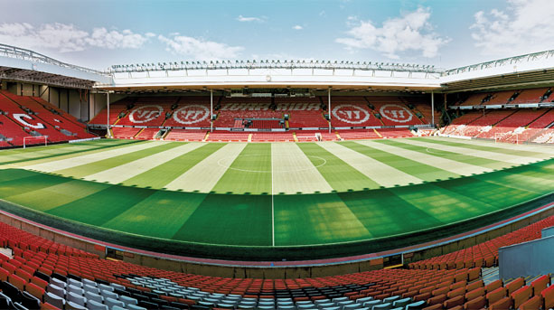 Take an Anfield Stadium Tour in Liverpool | VisitEngland