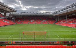 Visite du Anfield Stadium