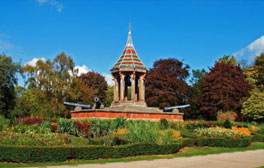 Lose yourself in Neverland at Nottingham Arboretum