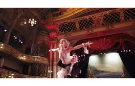 Ballroom dancing in Blackpool