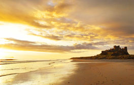 A Bamburgh Escape