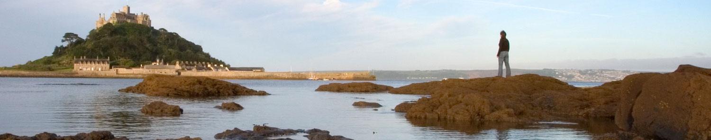 Coastal landmarks and Islands