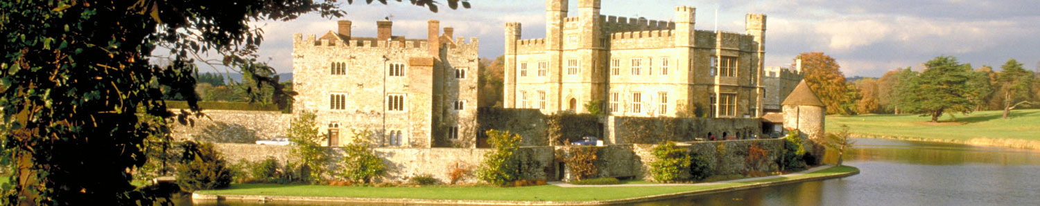 English castles and historic houses
