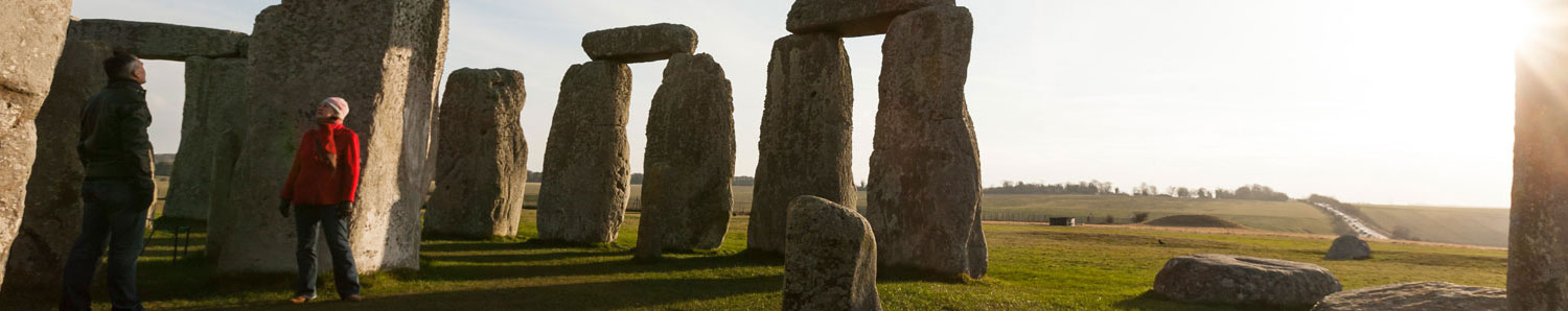 Historic sites in England