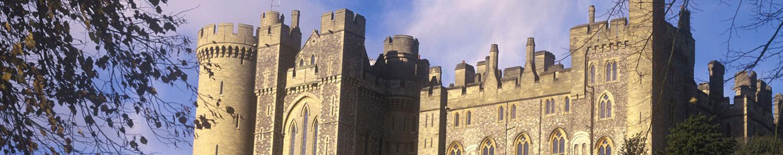 Arundel Castle; West Sussex