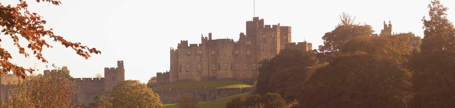Alnwick Castle. © Alnwick Castle