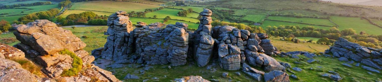 Hound Tor, Dartmoor Devon. Copyright VisitEngland