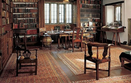Explore the former home of writer Rudyard Kipling