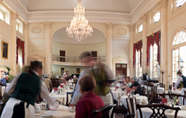 Afternoon tea in the Pump Room