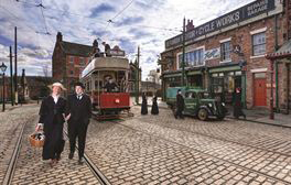 Touch, taste and smell history at Durham's Beamish Museum