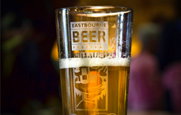 Sample Sussex ales and ciders in Eastbourne