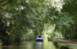 Naviguer sur le Kennet and Avon Canal
