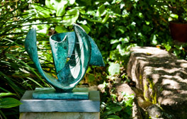 Explore the Barbara Hepworth Museum