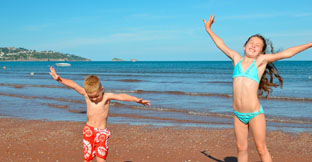 Find summer holiday ideas in England, UK
