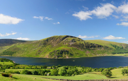 Enjoy a remote retreat the heart of the Cumbria's mountains