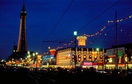 Trip Blackpool's light fantastic
