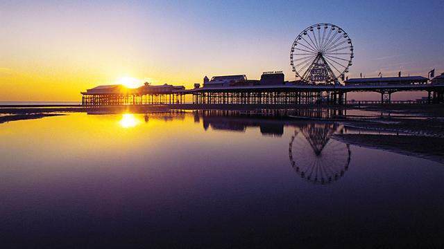 Blackpool Breaks amp Beach Holidays VisitEngland