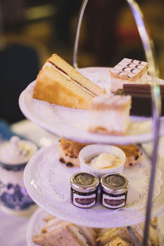 Blackpool Tower Afternoon Tea