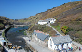 Boscastle Youth Hostel